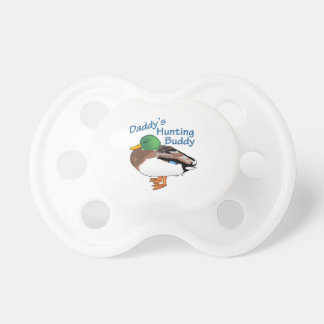 DADDYS HUNTING BUDDY PACIFIERS