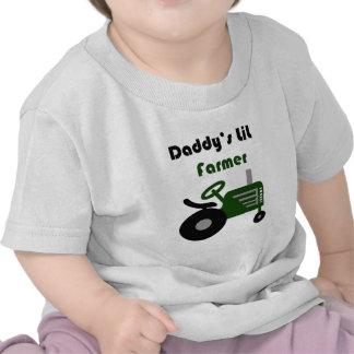 Daddy's Lil Farmer Tee Shirt