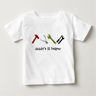 Daddy's lil helper baby T-Shirt
