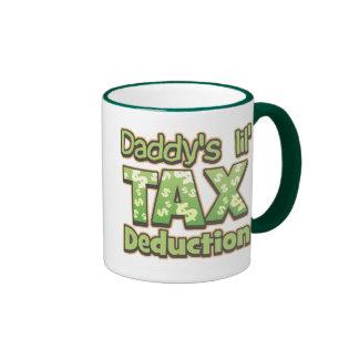 Daddy's Lil' Tax Deduction Mug