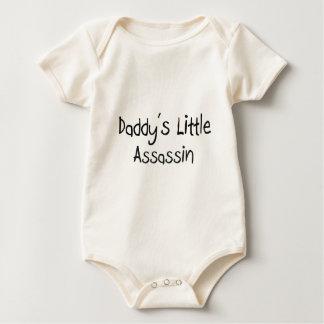 Daddy's Little Assassin Baby Bodysuit