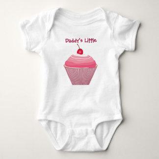 Daddy's Little Cupcake Baby Bodysuit