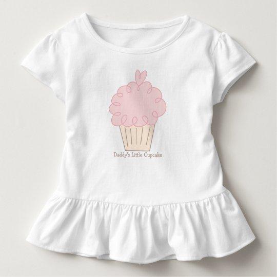 Daddys Little Cupcake Toddler T-Shirt