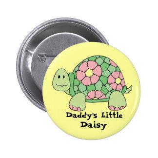 Daddy's Little Daisy 6 Cm Round Badge