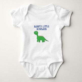 daddys little dinosaur baby bodysuit