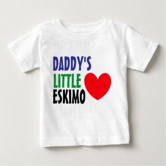 DADDYS little eskimo Baby T-Shirt