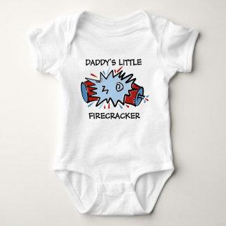 Daddy's Little Firecracker Baby Bodysuit