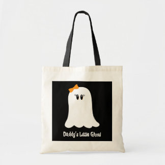 Daddy's Little Ghoul Trick or Treat Bag