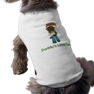 Daddy's Little Girl (3) Shirt