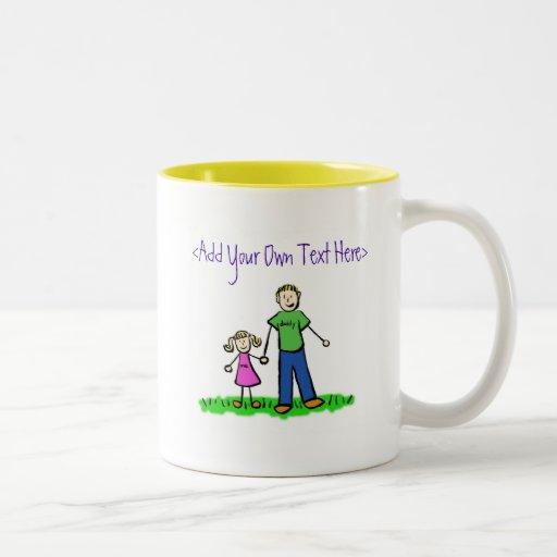 Daddy's Little Girl Mug (Blond)