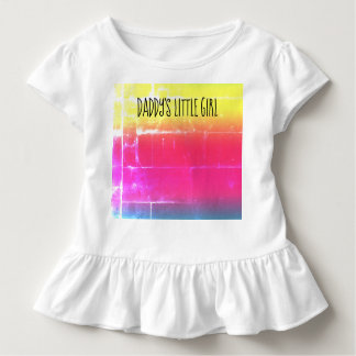 Daddy's Little Girl Toddler T-Shirt