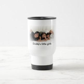 Daddys little girls travel mug