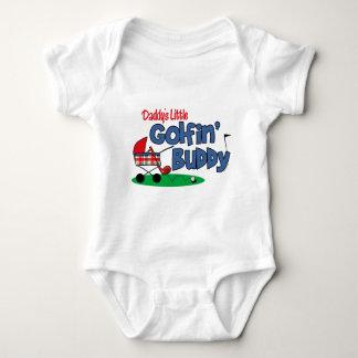 Daddy's Little Golfin' Buddy T-shirts