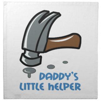 DADDYS LITTLE HELPER NAPKIN