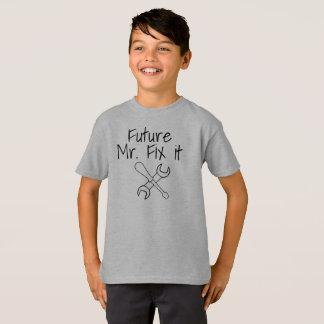 Daddys little helper, Future Mr. Fix it T-Shirt