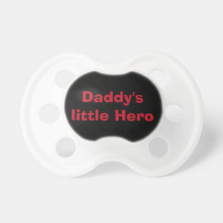 Daddy's little hero dummy