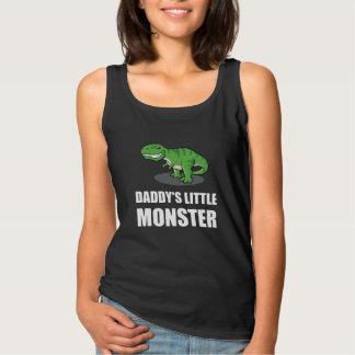 Daddys Little Monster Singlet