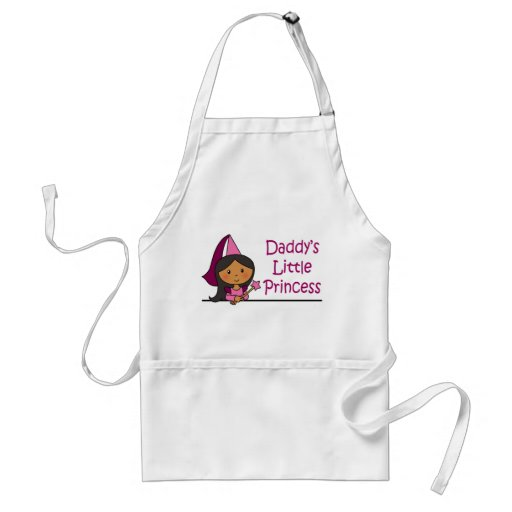Daddy's Little Princess Apron