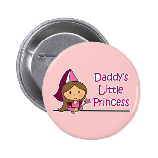Daddy's Little Princess Pin