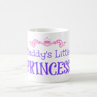 Daddy's Little Princess Basic White Mug