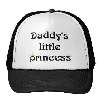 Daddys little princess cap