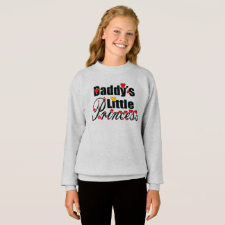 ❤✔Daddy's Little Princess Comfy Fabulous Sweatshirt