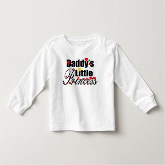 ❤✔Daddy's Little Princess Fabulous Longsleeve Toddler T-Shirt