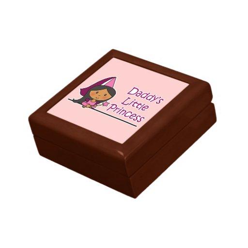 Daddy's Little Princess Jewelry Box