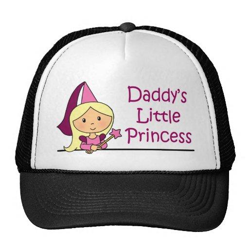 Daddy's Little Princess Mesh Hats