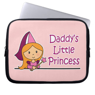 Daddy's Little Princess Computer Sleeves