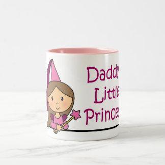 Daddy's Little Princess Coffee Mug