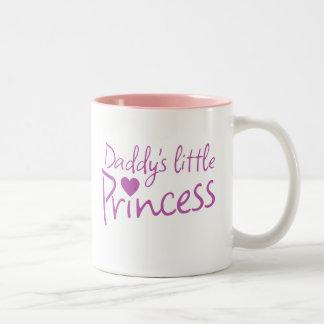 Daddys little princess mug