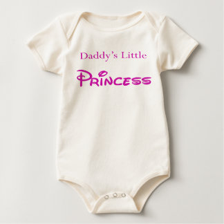 Daddy's Little Princess Baby Creeper