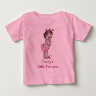 Daddy's Little Princess Vintage Baby Baby T-Shirt