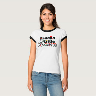 ❤✔Daddy's Little Princess Vintage-inspired T-Shirt