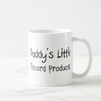 Daddy's Little Record Producer Mug