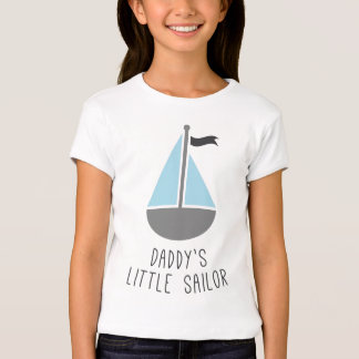 Daddy's Little Sailor Tshirts