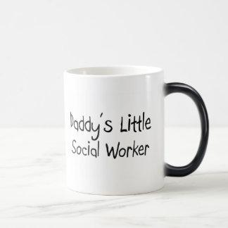 Daddy's Little Social Worker Magic Mug