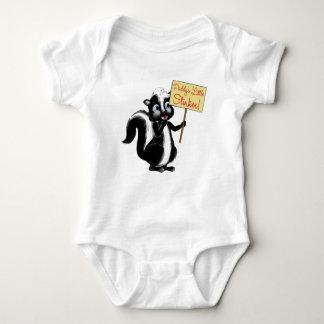 Daddy's Little Stinker Baby Bodysuit