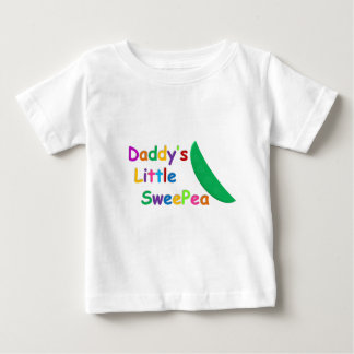Daddy's Little SweePea Baby T-Shirt