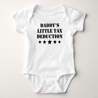 Daddy's Little Tax Deduction Baby Bodysuit