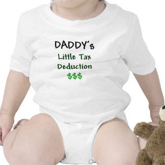 Daddys Little Tax Deduction $$$ Baby Bodysuit