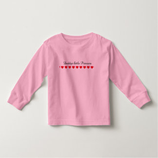 Daddys little toddler T-Shirt