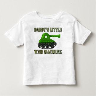 Daddy's Little War Machine Tank Tee