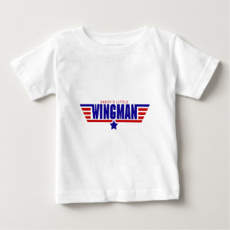 Daddys Little Wingman Baby T-Shirt