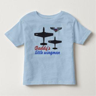 Daddy's little wingman toddler T-Shirt