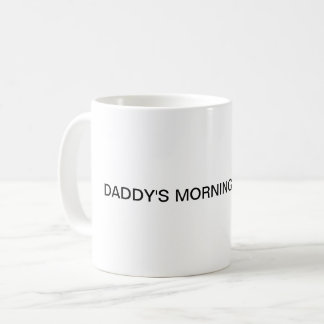 Daddy's Morning Medicine Coffee Mug
