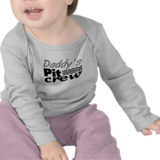 Daddy's Pit Crew Tees