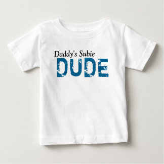 Daddy's Subie Dude Baby T-Shirt