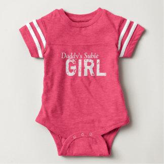 Daddy's Subie Girl Baby Bodysuit